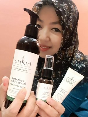 Sukin Organic by Sustainable Indonesia