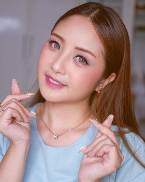 #Repost from Clozette Ambassador @EllenTan.  Taeyeon weekend inspired makeup 🥰  Tutorial on my reel   Luv💜 Luv 💜  #teayeon  #taeyeonweekend  #koreanmakeup  #makeupkorea  #makeupkorean  #tutorialmakeup  #tutorialmakeupkorea  #clozetteid