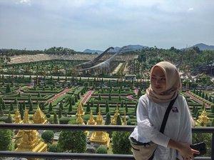 Bangkok last year