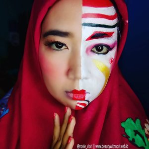 Happy chinese new year...My culture chinese look...