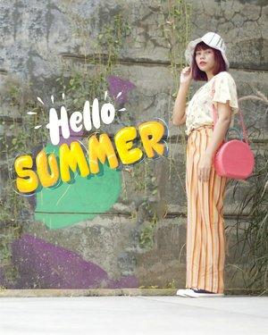 Hello Summer #ClozetteID