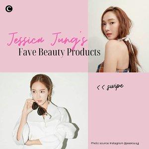 Ini merek catokan andalan Jessica Jung!  Yang ingin tau produk-produk andalan selebriti asal Korea Selatan yang satu ini, mulai dari signature scent, pinsil alis yang selalu dia pakai, sampai merek catokan andalan @jessica.syj & @vousmevoyez supaya rambut selalu kelihatan ber-volume, swipe ke kiri!  #ClozetteID #ClozetteXCoolJapan #ClozetteIDCoolJapan #JessicaJung #JungSister #JungSisters #Krystal #KrystalJung #SNSD #BlancEclare #JessicaSNSD #GirlsGeneration