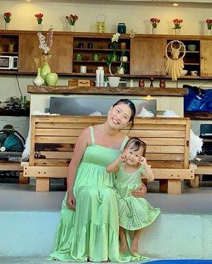 #Repost from Clozetter @cheriaprasetyo.   💚☘️  #ootd #ootdindo #potd #looksootd #lookoftheday #personal #style #clozette #clozetteid #motherhood #sujekbi #instadaily #vacation #styleinspiration #lolliesonyou #bali #2021