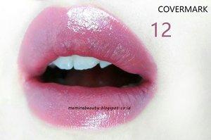 Covermark Relfinish Lipstick N 12.Walau bentuknya stick, tapi tetap mudah di aplikasikan ke bibir.Teksturnya semi cream sehingga hasil warnanya nyata & terlihat moist (Bukan glossy).#CovermarkIndonesia #Covermark #12 #swatches #swatch #Review #meminebeauty #indonesianfemalebloggers #indobeautygram #ClozetteID