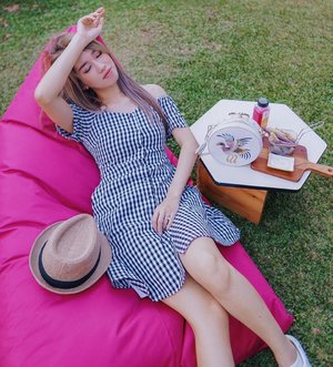 Need to rest, not to quit ❤️ 📸 @priscaangelina [taps for details #ootd]  #meminebeauty #minefashionjourney #clozetteid #chocochipsootd #chocochipsboutique