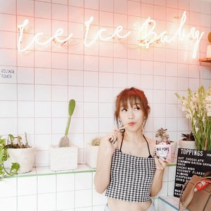 Everybody always take a picture at this place and yasss, here I am... 📸 @stefannynatania ❤#ClozetteID #MeMineBeauty #MineBeautyJourney #EllenSummerStyle #BloggerMafia