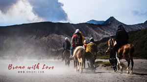 Bromo With Love
