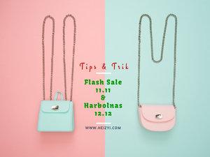 7 Tips Belanja Hemat Anti Kalap Saat Flash Sale 11.11 & Harbolnas 12.12