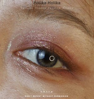 Eyes of The Day! 🔮𝙃𝙤𝙡𝙞𝙠𝙖 𝙃𝙤𝙡𝙞𝙠𝙖 𝑻𝒆𝒓𝒂𝒛𝒛𝒐 𝑺𝒉𝒂𝒅𝒐𝒘 𝑷𝒂𝒍𝒆𝒕𝒕𝒆 #𝑫𝒖𝒔𝒕𝒚#holikaholika#HolikaHolikaIndonesia#홀리카홀리카#테라조섀도우팔레트#더스티#뷰티#뷰티스타그램#인스타뷰티#cosmereviewsht#instabeauty#cchannelid#cchannelfellas#cchannelbeautyid#cchannelsquad#clozetteid#clozetters#ragamkecantikan#beautyvideos#indonesia