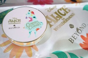 My new cushion from @beyondcosmetics Alice In Blooming . Love the colour of this Cushion Case . Got this pretty scarf for buying this Limited Set with additional 2 refill 😄😄😄😄 #clozetteid #beauty #beyond #aliceinblooming #aliceinwonderland #alice #pink #haul #beautybloggers #indonesiabeautyblogger #koreanproducts #koreanmakeup #오늘 #인스타그램 #맞팔해요 #맞팔 #팔로우 #셀카스타그램 #셀피스타그램 #뷰티 #뷰티스타그램 #뷰티블로거 #2016년