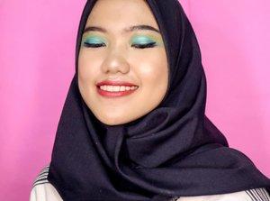 Hiii people! Selamat malaaam, jangan lupa makaaan 🙈 .........#bloggirls.id #setterspace #bunnyneedsmakeup #CChannelbeautyID #motd #wakeupandmakeup #popbelaBeauty #like4likes  #makeupformakeuplovers #rainboweyeshadow #beautyfeatid #beautycollabid #GirlsCreationID #eyeshadow #makeuphits #eyemakeuptutorial #tutorialmakeup #beautyguruindonesia  #beutysecretsquad #tipscantik  #clozetteid@setterspace @indobeautygram @indobeautygram @beautycollab.id @beautygoers @beautychannel.id @beautyranger.id@beautyguruindonesia@kbbvbyacb @nusantaramood@bloggermafia @tampilcantik @popbela.beauty@tips__kecantikan