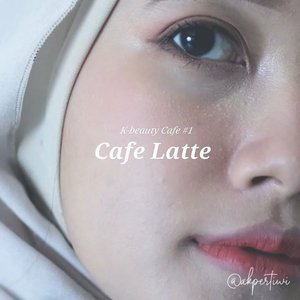 ☕ Cafe Latte Makeup ☕Welcome to #AkpertiwiKBeautyCafe ! Today's menu is Cafe Latte.A make up look inspired by Cafe Latte, one shot of espresso, milk, and frothed cream.No colored lens & false lashes, a very beginner-friendly make up look! (Although here i am using a clear contact lens because i can't see anything without my glasses on 🤣) DetailsFace@missha.official Glow Tension Cushion in Beige@altheakorea Flawless Creamy Concealer in Ginger@catrice.cosmetics @mybeautypediaid Blush Box in BerryEye@makeoverid Brow Styler Eye Definer in Americano@nyxcosmetics_indonesia Eyebrow Cake Powder in Auburn@holikaholika_official 1sec Finish Browcara - Dark Brown@etudehouseofficial Play Color Eyes Caffeine HolicEtude House Styling Eyeliner in Brown@maybelline Hyper Curl MascaraCatrice Cosmetics The Little Black One Volume Mascara WaterproofLips@peripera_official Ink Airy Velvet in Elf Light Rose + Ink The Velvet in Dollish Rose BeigeThank you so much ❤ 고맙습니다! Come again!🎵 AHMUSAI - Love is On The Way📷 Nikon 1 J5 - Meike 35mm f/1.7#makeuptutorial #tutorialmakeup #makeupkorea #koreanmakeup #makeupvideo #videomakeup #clozetteid #tampilcantik @tampilcantik #ragamkecantikan @ragam_kecantikan #wakeupandmakeup @wakeupandmakeup #bunnyneedsmakeup @bunnyneedsmakeup #boldmakeup #easykoreanmakeup #kbeauty #kbeautyaddict #kbeautyenthusiast #beautyblogger #beautybloggerindonesia