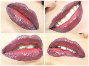 NYX Simply Vamp Lip Cream #shedevil is ROCK!