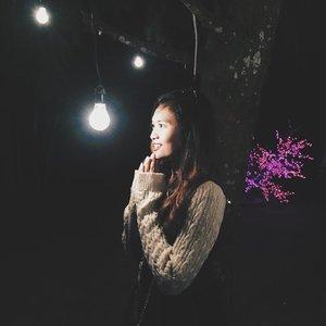Nope. I will be brighter than you. . . . . #festivalOfLights #festivaloflights2016 #kaliurang #gardupandangkaliurang #exploreindonesia #explorejogja #yogyakarta #holiday #vacation #clozetteid #ggrep #hipwee