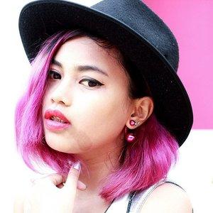 Pink on pink on pink 💞💞💞 #pinkselfie #ClozetteID