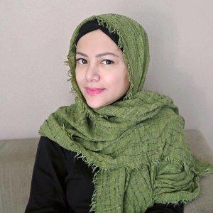 Mau pergi pakai hijab dari @pusatkerudungimpor . . #rekomendasiminda #ClozetteID