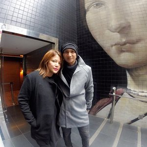 You and Me . . #galeriminda #travelminda #ManjiMindaStory #liburankehongkong #jplushotel #yoohotels #causewaybay #clozetteid #clozetteambassador