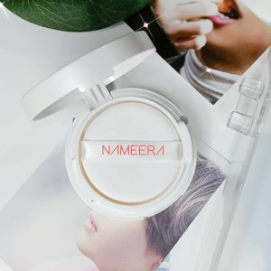 Review @nameeraid 𝗡𝗮𝘁𝘂𝗿𝗮𝗹𝗹𝘆 𝗟𝘂𝗺𝗶𝗻𝗼𝘂𝘀 𝗕𝗕 𝗖𝘂𝘀𝗵𝗶𝗼𝗻 yang bisa bikin kulit wajah lembab, cerah dan glowing✨ sudah bisa kalian baca di Blog 𝙬𝙬𝙬.𝙝𝙖𝙡𝙤𝙖𝙣𝙞𝙨𝙖.𝙘𝙤𝙢 ♡--#nameera#cantiknyafitrah#clozetteid#makassarbeautygram