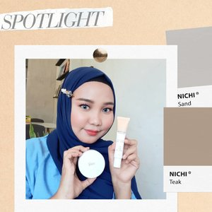 Salah satu makeup favorite ku 😍 Bless Healthy Glow Foundation dan Bless Acne Face Powder, cocok dipakai sehari-hari dan tentunya aman untuk kulit sensitif dan berjerawat! Loved it 💕.Full Review on my blog www.haloanisa.com 🌻....@beautyfeat.id#blesscosmetics#beautyfeatid#blesscosmeticsxbeautyfeatid#blesshealthyglowfoundation#blessacnefacepowder