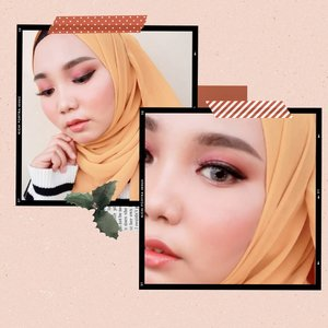 Trying to be aesthetic but failed ~..wkwk 😂