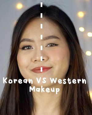 Lebih suka mana? Koran or Western look? Me personally korean utk saat ini, lebih simple✌🏻😬#makeupnatural #koreanmakeup #westernmakeup #makeupideas #tampilcantik #tutorialmakeup #ragamkecantikan #clozetteid #indovidgram #cchannelbeauty #cchannelfellas #indobeautysquad #jakartabeautyblogger #beautybloggerindonesia #indovidgram #tiktokmakeup #indobeautygram