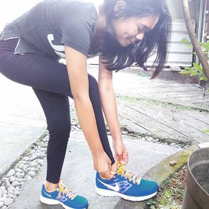 Nothing will work unless you do 🏃 #clozetteid #BetterForIt #ForABetterMe