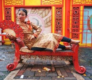 Xin Nian Kuai Le2019.  Menurut Shio ditahun ini byk dilimpahkan berkat, semoga benar berjalan berkat dg baik dan makmur serta sejahtera semua 🤗 . . . . . . . . #clozetteid #imlek2019