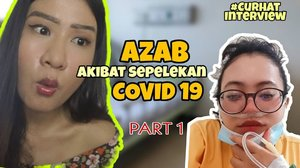 "Jangan main sama Covid , beauty influencer ini @ayuthiacv Kena AZAB Covid 19 😭😭Full Video di Youtube "" desiinata "" link di bio atau  https://youtu.be/JGPemhigW7M....#like4likes #clozetteid #love #fff #lfl #l4l #ootd #photography#selfie #셀스타그램 #강남 #일상 #소통#일상스타그램 #소통스타그램 #좋아요#좋반 #선팔 #얼스타그램 #셀카 #셀피#좋아요반사 #likeforlikes #likeforlike"