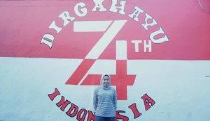 74th Indonesiaku 🇮🇩.#independenceday #clozetteid