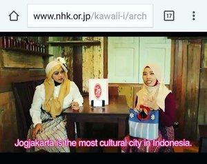 "August 21st, 2016 ------ #SpecialClip NHK KAWAII INTERNATIONAL #KawaiiNewsReporter episode #48 #NHKWorld @kawaiiiofficial channel May 28th-29th, 2016 😉💕Interview with @ikayunsitapratiwi90 as #kawaii #hijabtraveler 📹🎬🎥 ""Me & My #Fashion Fusion"" #JFashionJumpers #fashioncommunity 3rd #Anniversary #celebration #gathering for #KawaiiInternational ---potong tumpeng scene 🎥🎬📹 @clozetteid #ClozetteID #HOOTD  #modestfashion #coveredstyle #headscarf #Dollykei #vintagefashion #batikindonesia #sagookitchen @Margocity #instafashion #fashion #style #modesty #stylish #fashiongrammer #hijabstyle #hijabindonesia"