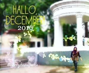 """December 1st, 2016 --- Welcoming #December 2016... the month to review what we've been thru for a whole this year. 2016 was full of romance and relationship for me and my beloved one. My youngest bro finally get married with his girlfriend after 7 years of dating lolz. My another baby bro officially a father in this year and my parents also officially becoming grandpa and grandma... Feliza is the first granddaughter of this family. And me...? On February 14th, 2016 --- I've got proposal to be a girlfriend of my new bestfriend @erdin.saef . He also a person who helped us to find the last name of our Angel """"Shakira"""" ---Feliza Aulia Shakira. I also finally """"driving"""" lolz... my dream came true! Alhamdulillah... and... being reporter for NHK Kawaii International was also awesome experience of this year... Feel #grateful so much!... I wish and I believe that 2017 will be more #awesome and #wonderful ... for me... and for all of us... amiin YRA. 😇 #clozetteID #flashback #joy #happiness #journey"""