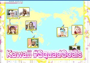 Sat, February 3rd, 2017 --- 🎬🎥📺 #kawaiisquad #Kawaii #squadgoals . Hihihi... berasa seleb pake #squad nyaingin Gigi Hadid and Taylor Swift 😂😂😂 Don't miss the show! Will give you the link after #broadcasting #wideworld via #NHKWorld 😘 🎥🎬📺 I've just found this at #NHKWorld #Japan #website about #KawaiiInternational @kawaiiiofficial #kawaiireporter 😄 So nice .... Only 2 girls from #Asia who has been chosen as Kawaii Reporter ; me ( #HestiHarajuku ) and Kai from Singapore. 2 from #USA, Audra and my new kawaii friend @minakosakurai chan 💕 , 2 girls from #France (Mila and Marie) , others from #Bolivia (Kazumi), #Russia (Kseniya), & #Argentina (Violet) 🌸🌸🌸 Oyasuminasai, Minnasan! Be a #dreamer and makes your dreams come true ! 📺🎥🎬 @clozetteid #clozetteID #fashiontvshow #fashion #style #Japanstyle #TVProgram #TVShow #headscarf #modestfashion #modestwear #stylecovered