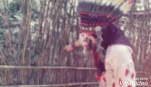 "Wed, August 16th, 2017--- ""#Pocahontas will protect you , #MotherEarth !..."" 🌲🌎⛺ - - - Theme : #Apache #Warrior #Princess  #Photographer : @dewirahmawati29 Location : #Imogiri #PineForest #Yogyakarta Model: #HestiHarajuku Camera: #SamsungJ7Prime #warbonnet : @waroeng_indian_apache - - - - - - - #clozetteid  #modestwear #hijabtraveler #hootd #Indian #Yogyatrip #VisitYogya"