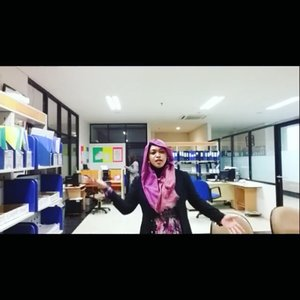 Thu, Dec 3rd, 2015 ---- (Part 5) Bad mood? Bad day? Let's singing after hours hahaha!... what a coincidence! Mei found this song !--->padahal dia gak tahu kalau ini pernah jadi lagu favorit saya dan akhir2 ini sedang teringat lagi . 🎼 #FirstLove by #NikaCosta 🎶 My puppies love song when I was in senior high school hihihi... PS: sorry for imperfect voice of mine 😂😂😂 👜👢👗 #heztyharajuku #OOTD #romantic #floral #style at #office 👗👢👜 #ClozetteID @clozetteid #modestfashion #coveredstyle #scarf #headscarf  #lecturer #modesty #gal #stylish #instafashion #fashion #style #fashiongram #fashiongrammer  #princess #kawaii #jakartastreetstyle #hijabista  #flowerpattern