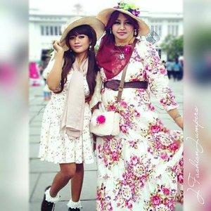 @zaloraid @clozette #Clozette #ClozetteID #HDILAsia #tryanotherlook🌹💜🌹 #flowerpattern #flowerprint #ootd #modestfashion #coveredstyle #scarf #headscarf #fashion #style #modesty #stylish #vintagefashion #vintagestyle #instafashion #hijabstyle #hijabindonesia #scarfstyle #shabbychic #kotatuajakarta #jakartastreetstyle