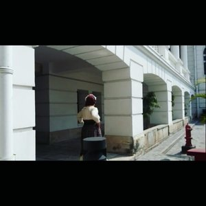 "👒👜👠 Sept 12th, 2015 ---- #Style #Song & #Story . 🎼 BGM: ""A Thousand Years "" by Christina Perri . 💜 Starring : #heztyharajuku . 💜 Place: #MuseumBankIndonesia #KotaTuaJakarta 💜 Kamena/director @mineko_shirota . Part 2 🎶🎥🎬 😉 PS: the #BatikSkirt and #headpiece are my own collection /design. #Kawaii desune 😉 👜👒🌹#MuslimahTraveler #MuslimLolita #oldtown #modestfashion #coveredstyle #headscarf  #kawaiistyle #fashion #ootd #ClozetteID @clozetteid #FoodTravelerMinekoHezty #stylishtraveler #instatravel #instafashion #JakartaStreetStyle #vintagefashion #vintagestyle"