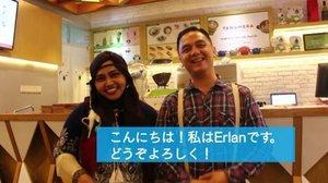 Wed, March 1st, 2017----- Versi Nihonggo (Bahasa Jepang) part 1 🐻🌏🎬🎥📺NoBar #NHK #KawaiiInternational #NHKWorld #Japan #TVChannel with Mama & Aa' @erdin.saef . Yeayy!!... We are reporter and co reporter for this show! 😄😄 Tanoshikatta! ----------- Special thanks to @cafe_shirokuma 📺🎥🎬🌏🐻 --------- Episode #57 ini disiarkan dari #Jepang secara #internasional pada hari Sabtu (25/2) dan Minggu (26/2) tapi... buat yg ga sempat nonton di TV, masih bisa nonton via streaming dari websitenya selama 4 minggu ke depan. Check it out! Ada 18 Bahasa pilihan termasuk Bahasa Indonesia lho! 😉 https://www3.nhk.or.jp/nhkworld/en/vod/kawaii-i/20170225/  #clozetteID #fashion #style #Tokyostyle #modestfashion #stylecovered #coveredstyle #modestwear #headscarf #hijabstyle