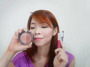 Heylooo! Kali ini bekerjasmma dengan @beautyfeat.id aku mereview produk makeup dari @lakmemakeup @lakmeprgirl.  Aku dapat 3 barang, yakni pensil alis, lippen, dan highlighter. Dari ketiganya, buatku sih yang juara itu PENSIL ALISNYA GAISSS! Kenapa???? Tonton dulu dong videonya di YT channelku. Link on bio as always 😘  #lakmexbeautyfeatid #lakmepr #lakmemakeup #beautyfeatid #pensilalis #highlighter #browpencil #lippen #lipcrayon #makeup #makeupproduct #instamakeup #instabeauty #kosmetik #drugstoremakeup #clozetteid