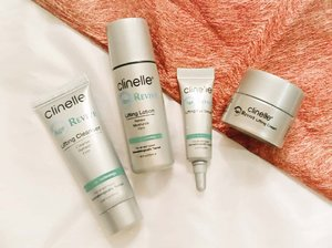 𝐂𝐥𝐢𝐧𝐞𝐥𝐥𝐞 𝐀𝐠𝐞 𝐑𝐞𝐯𝐢𝐯𝐞So, for the past week I've been using this skincare series from @clinelleid. The lackage is in travel size format and contains of cleanser, lotion, eye serum, and moisturizer cream.On 4th February, I did my first skin check at @guardian_id in @kotakasablanka mall. The result was quite surprising me that the aging signs emerge on my skin. Then, I was suggested to use this series during a week and then come back to do the 2nd check to see any difference.Time flies and I came back on 14th Feb to see if there is any progress on my skin. The result was beyond expected. I was first a bit skeptical that there will be any significant progress after using the Age Revive only for a week. But the data says so, specifically on my hydration, elasticity, and pores.For melanin and wrinkles I do understand that those would need more time of usage to expect more progress. They couldn't be gone that instant.However, I'd like to say thank you to @clinelleid and @clozetteid for giving me the chance to try on this good product. The result is satisfying enough. Keep up the good work! 😘#ClinellexClozetteid #clinelleagerevive #skincareblogger #koreanskincare #skincareindonesia #indonesiaskincare #beautybloggerindo #jakartabeautyblogger #beautybloggerindonesia #clozetteid #idskincarecommunity #qupas #kbeautyskincare #discoverunder5k #skincareregime #skincarekorea