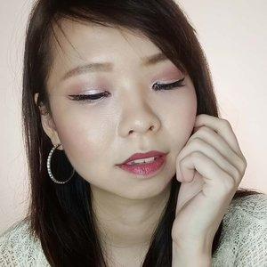 Kalau di tahun 2019 lalu aku ikutan makeup collabnya @beautiesquad dengan tema CORAL yang menjadi color of the year 2019, di tahun 2020 ini aku ikutan makeup collab mereka lagi yang temanya adalah COLOR OF DECADE.  Makeup collab kali ini kita sebagai peserta boleh milih warna tema dari tahun 2010-2019 sebagai color theme-nya. Aku pilih tema warna tahun 2015 yang berwarna mauve. Untuk makeup looknya aku pakai produk berikut:  #Beautiesquad #BSJanCollab #BSCollab #BSColorofTheDekadeMakeUpCollab #ColorofDecade #instamakeup #instabeauty #makeuplook #makeupjunkie #makeupideas #makeuplife #makeupoftheday #makeupaddict #wakeupandmakeup #makeuplover #beautyblogger #beautybloggerindonesia #jakartabeautyblogger #beautybloggerindo #femaledailynetwork  #sociollabloggernetwork #clozetteid #theshonetinsiders #qupas