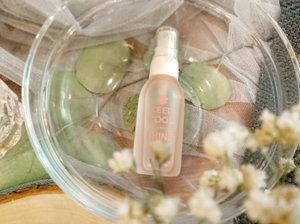 Makeup Tahan Lama Seharian dengan Keep Cool Shine Fixence Mist
