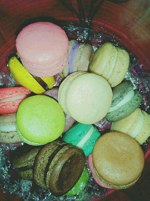Macarons 💕