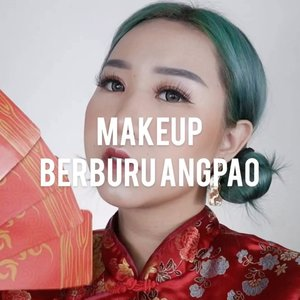 🧧yuk tinggal beberapa hari lagi panen, siapin dulu tutorial buat panen angpao🧧 . . . deets: - @hicharis_official @keepcool_global soothe bamboo mini kit - @elsheskin radiant skin serum - @makeoverid powerskin radiant tinted moisturizer (10 light) - @jillstuartbeauty @jillstuart_official loose powder - @hicharis_official glam up matte bronzer - @inezcosmetics blush - @banilaco_official @banilaco_id highlighter - @nyxcosmetics_indonesia lingerie - @hicharis_official @easypeasy_cosmetics happy punch hair cover stick (dark brown); MY SAVIOR🖤 . . . . . . . . . . #SELFBEAUTY  #GlamUpMatteBronzer #CompactPowder #Contour  #CHARIS #hicharis@hicharis_official @charis_celeb #keepcool #soothebamboominikit #Toner #serum #LOTION #easypeasy #HappyPunchHairCoverStick #easypeasy #HAIR  #makeup #indobeautygram #clozetteid @clozetteid @indobeautygram #tasyashoutoutfarasya @tasyafarasya #dwiendahpusparini @dwiendahpusparini #sbyglamsquad @sbyglamsquad @janineintansari @cindercella #janineintansari #cindercella #beauty