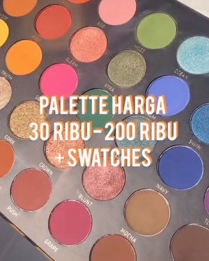 [SAVE] RACUN PALET HARGA START 30 RIBU ✨  follow my @tiktokofficialindonesia for more videos like this (ID: hi.lafs)  #aesthetic #aestheticvideos #giveaway #aesthetic #videos #makeup #tiktok #tiktokindonesia #indobeautygram #clozetteid #tasyashoutoutfarasya #sbyglamsquad #janineintansari #cindercella #beauty #skincare