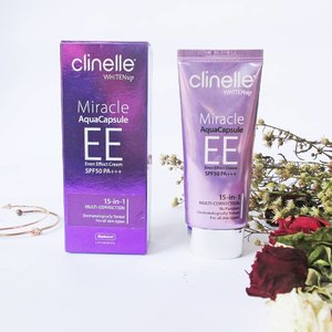 Buat sehari-hari lagi suka banget pake @clinelleid Whiten Up EE Cream. Selain teksturnya ringan, dia juga dilengkapi SPF 50PA+++. Gak cuma itu, ada 15 keunggulan skincare dalam 1 produk. Penasaran gak 15 keunggulan ini apa aja? Cek review lengkapnya di www.cyanophyta.net  Thankyou @clozetteid 😘  #clozetteid #clozetteidreview #skincare #clinellexclozetteidreview #ProtectandReviveYourskin #clinelleindonesia #dayandnight #withclinelle #beautyblogger #beautybloggerid #indobeautygram