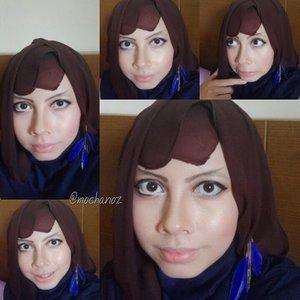 Wang Yi Make Up Inspiration [Dynasty Warriors Game] 🌌  #wangyi #dynastywarriors  #dynastywarriorsgame  #anime #animelover #cosplay #cosplayerindonesia #cosplayer #hijabcosplaygallery #hijabcosplay #cosplaymakeup #makeupcharacter #makeup #mua #hijabcosplayerindonesia #otaku #otakuindonesia  #makeupanime #animeshop #gamer #animemakeup #mangamakeup #hijabcosplayer #prettycool #indocosugram #clozetteid #indobeautygram #ivgbeauty #cosplayhijab #instaanime @dagelangaming