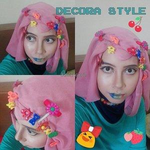 Japanese Style Time ...🎌🎌 [ Decora Style ] #anime #animefreak #animeaddict #animelover #cosplay #cosplayerindonesia #cosplayer #hijabcosplaygallery #hijabcosplay #cosplaymakeup #makeupcharacter #makeup #hijabcosplayerindonesia #otaku #otakuindonesia #animeshop #indocosugram #makeupanime #animefashion #hijabcosplayer #clozetteid #cosplayerhijab #animemakeup #mangamakeup #cosplayhijab #instaanime #decorastyle #japanesestyle