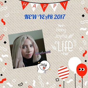 Happy New Year 2017🙌🙌🙌. .  #anime #animefreak #animeaddict #animelover #cosplay #cosplayerindonesia #cosplayer #hijabcosplaygallery #hijabcosplay #cosplaymakeup #makeupcharacter #makeup #hijabcosplayerindonesia #otaku #otakuindonesia #happynewyear2017 #indocosugram #makeupanime #animefashion #hijabcosplayer #clozetteid #cosplayerhijab #animemakeup #mangamakeup #cosplayhijab #instaanime #animestyle #japanesestyle