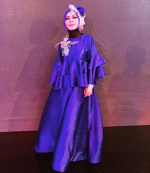 #MC #MasterOfCeremony #BintangRadio #BintangRadioIndonesiaAsean2015 #AuditoriumRRI #Jakarta #HijabStyle #HijabFashion #HijabOutfit #ClozetteId  Final Touch Make Up & Hijab do by @ivonechormaedian