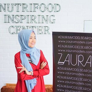 Today after @zauramodels Casting Call at #NutrifoodInspiringCenter ❤️❤️ #ZauraCastingCall #ClozetteId